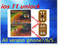 Unlocking Card sprint update - Updated iOS version Neter air GPPLTE G PRO unlock Sprint ATT T MOBILE iphone plus i7 s plus S iphone7 G wcdma networking
