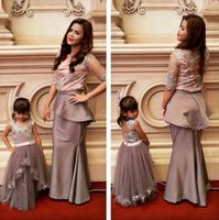 Wholesale Kids Dresses Cheap Prices - Cheap Price Floor Length Flower Girls' Dresses Tulle A Line Kids Party Communication Gown Custom Made Cute Infant Toddler Pageant Dress