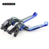 Wholesale Suzuki Bandit Levers - For SUZUKI GSF 650 1200 1250 GSF650 GSF1200 GSF1250 BANDIT Motorcycle Adjustable Folding Extendable Brake Clutch Lever T+B
