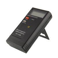 medidores de radiación electromagnética al por mayor-10 unids DT1130 Detector de Radiación Electromagnética EMF Meter Tester Ghost Hunting Equipment sin paquete DHL envío gratis