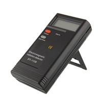 бесплатное охотничье снаряжение оптовых-DT1130 электромагнитное излучение детектор ЭДС метр тестер призрак охотничье оборудование без пакета DHL бесплатная доставка