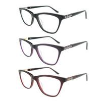 Wholesale Spectacle Frames Lady - Brand Design Eyewear Frames eye glasses frames for Women Men Male Eyeglasses Ladies Eyeglass Plain spectacle frame