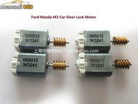Wholesale Nissan Central Locking - free shipping!!!2pcs lot Original Used Best Quality M3 Car door lock motor Central locking motor for ford for mazda