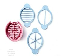 Wholesale Cooks Essentials - New Multifunction Wheat Straw Cut Egg Slicers Tools Dividers Preserved Egg Splitter Cut Eggs Kitchen Essential Cooking Tools