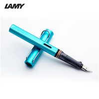 pacific metals - 2017 New Arrival Specail Pacific Color Lamy All Star Fountain Pen Nice Quality Gift Writing Pen