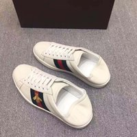 Wholesale New Fashion Canvas Shoes - Man Genuine Leather Shoes Fashion Casual Shoes Men embroidery Summer Selling High Quality Brand Mens Shoes Lace-Up Round Toe 2017 New 160816