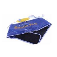 Wholesale Burner Belt Wholesale - Free shipping Sauna belt fat burning Belt Slimming Healthy Diet Fat Burner Exercise Weight Lose belt ZA2068