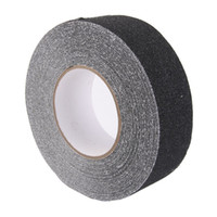 Wholesale Stickers Stairs - Wholesale- 18M Roll of Anti Slip Tape Stickers for Stairs Decking Strips For Stair Floor Bathroom Self Adhesive(Black)