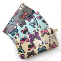 Wholesale White Clutch Bag Cheap - Simple Women Wallets Ladies Cartoon Clutch Bag Casual Colorful Cheap Credit Card Package Ladies Purse Long Preppy Style QQ1625