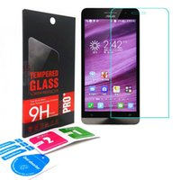 padfone asus - 9H mm Tempered Glass Screen Protector Anti Scratch Explosion proof Protective For ASUS zenfone GO T550 PadFone X s x003 x002