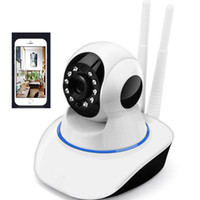 Wholesale Iphone Network Monitor - HD 1080P Wireless camera Wifi night view Security Surveillance for iphone android PC IP Camera Network P2P PanTilt Home Baby Monitor USZ124