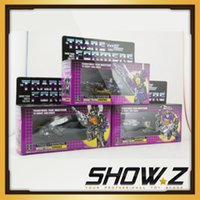 Wholesale Toy 3in1 - Wholesale- [Show.Z Store] KO Transformation G1 The Insecticons 3IN1 Re-issue Brand NEW COLLECTION MISB Toys
