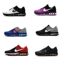 Wholesale High Quality Brand Sports Shoes - 2017 Best Sale Free Shipping Cheap Running Shoes For Men Women Max 2017 Brand Plastic KPU Sports Shoes High Quality Outdoor Sneakers
