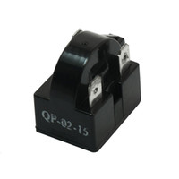 Wholesale Starter Parts Wholesalers - Wholesale- 15 Ohm Resistance 3 Pin Refrigerator Spare Parts Ptc Starter Relay
