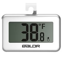 Wholesale 2017 New baldr Digital LCD Fridge Freezer Thermometer Thermograph for Refrigerator