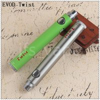 2017 510 Fil 650 900 mah 45 / 50g Chine Direct Ugo Twist Vape Mod 650 900 mah Tension Réglable Micro Evod Usb Ecig Charge Batterie