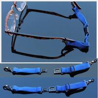 arten seile groihandel-Elastisches rutschfestes Seil alle Arten Eyewear-Glasketten Sportsfixed Verband weg von Antibeleg Ketten Sonnenbrille Lanyards