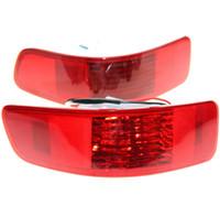 Wholesale rear light assembly - Pair Rear Bumper Right Left Tail Fog Light Lamp Fit for Mitsubishi Outlander 2007-2012 PEUGEOT 4007 2007-2012 CITROEN C-Crosser