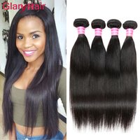 Glary Articles les plus vendus Peruvian Virgin Hair Weave Cheap peruanian Straight Hair Extensions Mix Mix Length 18 inch Best Selling