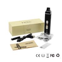 Wholesale E Vapor Herb Kit - Authentic Top quality Hebe Titan 2 vaperizer Dry herb Vaporizers e cig herbal Vaporizer vapor Titan2 Vape pens kit