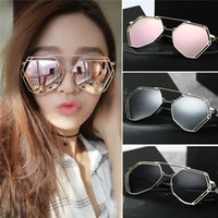 Woman specialty glasses - Polarized Sunglasses Women Newest Brand Butterfly Alloy frame Specialties Polaroid lens Sun Glasses Oculos UV400