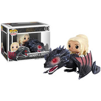 Wholesale Dragon Ornaments Wholesale - Animation Project Model Game Of Rights Toy Daenerys Rides Dragon Models Ornaments Action Figures Children Gift Hot Sell 68sc H1