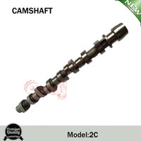 Wholesale 2C for Toyota car engine camshaft