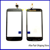 Wholesale Touch Panel Iphone 3g - Wholesale- Original New Mobile Phone Touch Panel For ZTE Blade Q Lux   Qlux 3G 4G Touch Screen Digitizer Sensor Glass