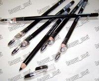 usine d'eye-liner achat en gros de-Usine Directe Livraison Gratuite Nouveau Maquillage Yeux 1.5g Sourcils / Eyeliner Crayon Avec Taille-crayon! Noir / Brun