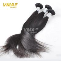 Wholesale Virgin Brazilian Hair Best Products - Full Head Rosa Brazilian Hair Bundles Best Quality 8A Brazilian Virgin Hair Straight Brazilian Hair Weave Bundles 3 Pcs VMAE Products