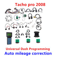 Wholesale 2017 Unlock Version Odometer Correction Universal Dash Programmer Super TACHO PRO Mileage Correction Tool