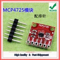 Wholesale I2c Dac - Free Shipping 2pcs CJMCU-MCP4725 Module I2C DAC Breakout Development Board MCP4725 Module (D4B2