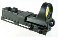 Wholesale C More Dot - Black C-More Clone Red Dot Rifle Pistol Sight fits for 20mm Standard Rail