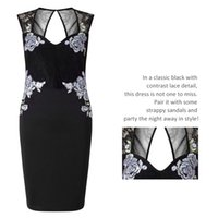 Wholesale China Dress Seller - Ladies Dresses Autumn 2017 New Design Clothing Women's Clothes Sexy Bodycon Party Dinner Dress Wholesale for Clothes Sellers Guangzhou China