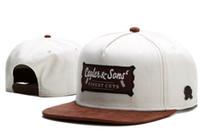 Wholesale Cut Cap Hat - new fashion finest cuts snapback baseball hats caps for men women brand cap sports hip hop flat sun hat bone gorras Casquette top quality