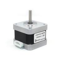motor nema 34 al por mayor-Envío gratuito 5pcs \ lot Nuevo CNC 42 Nema 17 Motor paso a paso 34 mm Altura para CNC X / Y / Z eje para impresora 3D Componentes electrónicos R103