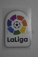 Wholesale Power Lock LFP New La liga Soccer Patch TL0009
