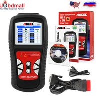 Multi-Language OBD2 Auto Diagnostic-Tool ANCEL AD510 Scanner per auto Auto OBD 2 Code Reader Better Autel AL519 Launch Easydiag