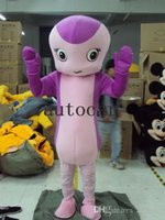 Mascot Costumes orchid products - Orchid snake Cartoon Character mascot Costume Custom Products custom made