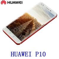 Wholesale Huawei 3g Phone - 5.5 inch Huawei P10 Max Clone Octa core 4G phone 2Gram 16G rom Mobile Phone unlocked Dual sim card Fake 4g 3g GPS android 6.0 phones