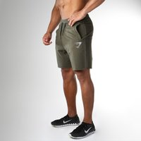 Wholesale Fitness Minutes - In 2017, New Muscle Fitness Leisure Sports Shorts Men Brothers Running Stretch 5 Minutes Of Pants In The Men's Fashion