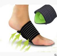 ingrosso piede piatto piano scarpa accessorio-Solette ortottiche 1 paio di plantari per massaggio plantari ortopedici plantari per plantari solette proteggi scarpe accessori per scarpe inserti per piedi