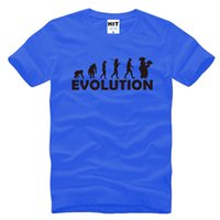 Wholesale Cook T Shirts - Evolution Of A Chef Cooking Creative Mens Men T Shirt Tshirt 2016 Fashion Short Sleeve Cotton T-shirt Tee Camisetas Hombre