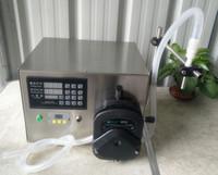 ingrosso semi riempitrice-2017 220 V VG macchina di rifornimento e-liquido di riempimento della pompa peristaltica riempitivo detergente packer con 13000 ml / min Riempitrice di antiparassitari