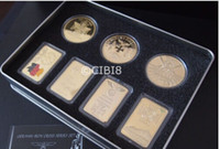 Wholesale germany coins - Mix Design 7pcs lot Free shipping WW2 germany coin collection set NO BOX