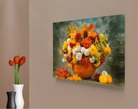 HD Flower Daisy Tela pittura Home Decor Canvas Art Picture Digital Art Print for Living Room