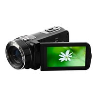 """Wholesale Digital Touch Screen Camcorder - 3.0"""" LCD Touch Screen 24MP Remote Control Video Camera 1080P Full HD Digital Camcorder Recorder DV Night-Shot 16X Digital Zoom"""