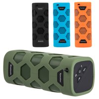 Wholesale Iphone Audio Power - Waterproof Bluetooth NFC Speaker Wireless with Power Bank Outdoor Sports Climbing Stereo Clip for Samsung Galaxy S8 iPhone