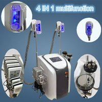 Wholesale Dual Frequency - Professional Dual handles lipolaser cavitation machine radio frequency treatments fat freeze slimming machine Shape fat loss fast