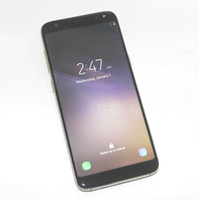 Wholesale Unlock Screen Smartphone - New Goophone S8 5.8 inch Full Screen Quad Core MTK6580 Android 7.0 1GB RAM 4GB ROM 1280*720 HD 8MP 3G WCDMA GSM Unlocked Smartphone